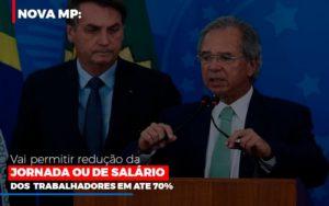 Nova Mp Vai Permitir Reducao De Jornada Ou De Salarios - Contabilidade na Zona Leste - SP | Peluso & Associados