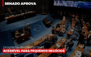 Senado Aprova Programa De Credito Mais Acessivel Para Pequenos Negocios - Contabilidade na Zona Leste - SP | Peluso & Associados