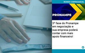 3 Fase Do Pronampe Em Negociacao E Sua Empresa Podera Contar Com Mais Apoio Financeiro - Contabilidade na Zona Leste - SP | Peluso & Associados