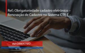 Refobrigatoriedade Cadastro Eletrônico – Renovação De Cadastro No Sistema Ctr E Município De São Paulo Prazo 31 10 2020 (1) Blog Peluso - Contabilidade na Zona Leste - SP | Peluso & Associados